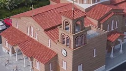 Greek Craftsmen Travel to Palm Harbor to Build Greek Orthodox Church