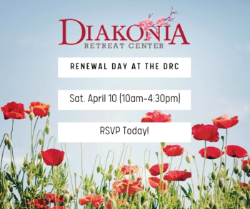 CANCELED: Renewal Day at the DRC