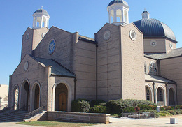 His Eminence Alexios visits Greenville, SC