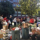 Nearly 7,000 pounds of food collected by University of the Incarnate Word students