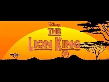 Blessed Sacrament School Presents, The Lion King