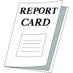First Qtr. Report Cards Go Home