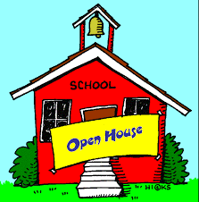 Open House for School Families