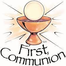 First Communion for Grade 3