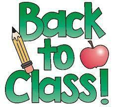 Back to School-Distance Learning