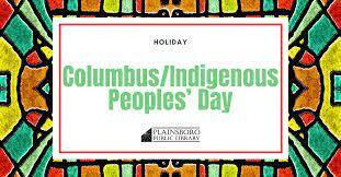 Columbus/Indigenous Peoples' Day