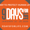 9 Days for Life Units Catholics Nationwide in Prayer For the Protection of Life