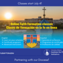 Online Faith Formation Classes from Dayton