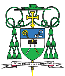 Bishop Cantu Coat of Arms