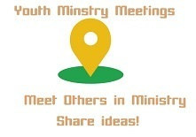 Fall Youth Ministry Meeting