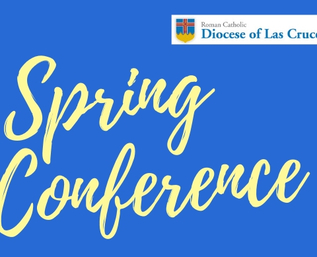 Spring Conference Set for April 23rd & 25th 2019