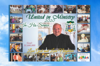 The 2020 United in Ministry Annual Appeal Is Underway