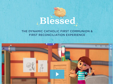 First Communion and Reconciliation