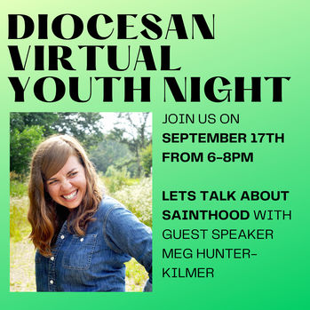 Diocesan Virtual Youth Night