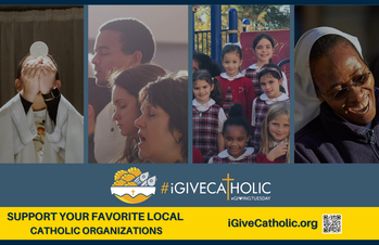 Diocese to Participate in I Give Catholic 2020
