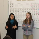 Alumni Visit Jr. High to Talk Respect Life