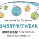 SMS Spirit Wear - Order through Friday, Nov. 24