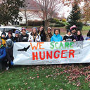 "Student Council ""Scared Away Hunger"""