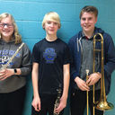 St. Mary's Honor Band Students