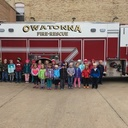 A busy week with Community Helpers/Heroes!