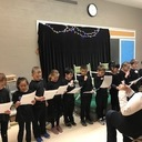 1st Grader's Poetry Coffeehouse