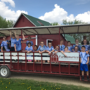 4th graders go to Farm America