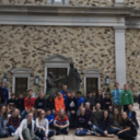 8th graders visit Our Lady of Guadalupe