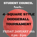 Student Council Event: 6-8th graders
