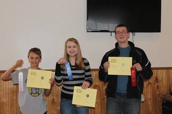 St. Mary's Spelling Bee