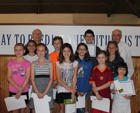 Kiwanis Citizens of the Year