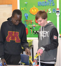 St. Mary's School offers a Makerspace!