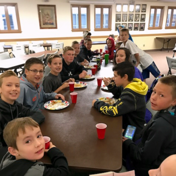 7-8th Grade Pancake Breakfast