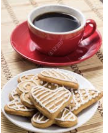 Holiday Coffee & Cookies for parents