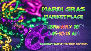 Mardi Gras Marketplace