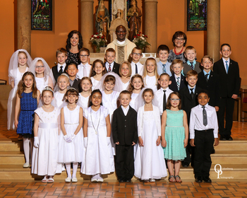 SMS First Communion Mass