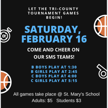 Come and cheer on our basketball teams!