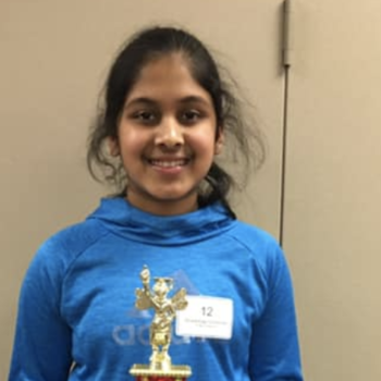 Siri does well at Regional Spelling Bee!