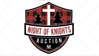 Night of Knights Auction is SATURDAY!