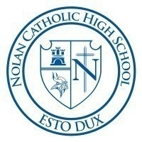 Hat Tip Nolan Catholic High School