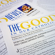 The Good News in Our Catholic Schools