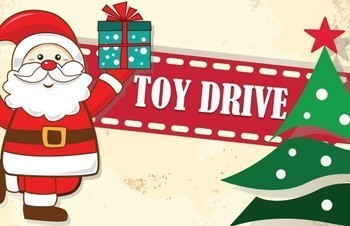Toy Drive News