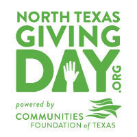 Don't forget tomorrow is North Texas Giving Day!