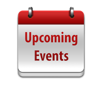 Upcoming Events beginning the week of August 29