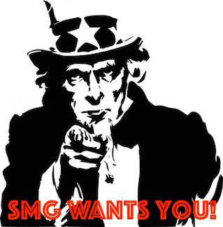 SMG Is Looking for a Few Good Candidates
