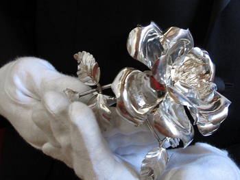 The Silver Rose is Coming to SMG!