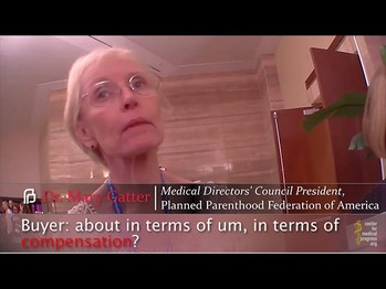 "PLANNED PARENTHOOD ""LAMBORGHINI"" EXEC HAGGLES AGAIN OVER BABY PARTS PRICES IN NEW VIDEO"