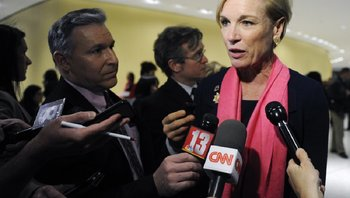 Planned Parenthood HQ Average Exec Salary $389,514