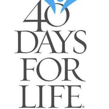 Fort Worth 40 days for Life runs February 17 - March 28