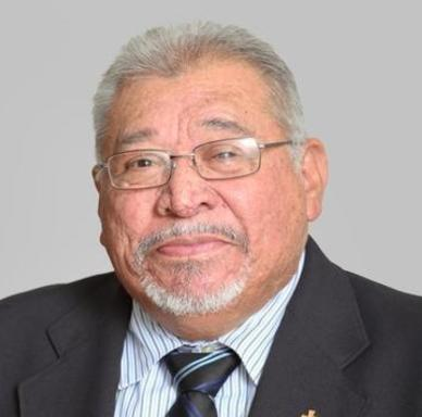 Retired Deacon Domingo Vargas