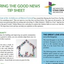 Evangelization Tip Sheet from the Ottawa-Cornwall Archdiocese